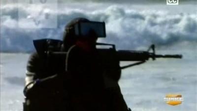 Navy Seal vs. Israeli Commando