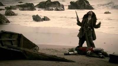 Pirate vs. Knight