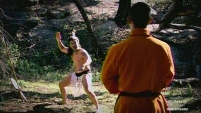 Shaolin Monk vs. Maori