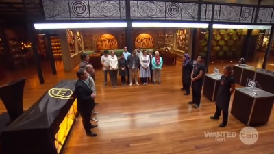 Fast Food Week Day 2: Auction Elimination