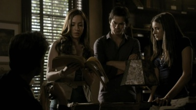 The Vampire Diaries - Lua do Mal - Season 2 Episode 3