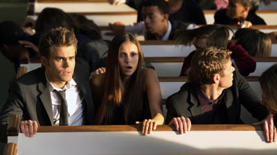 The Vampire Diaries - Memorial - Season 4 Episode 2