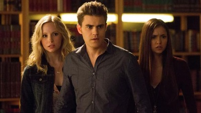 The Vampire Diaries - Reunião Escolar - Season 4 Episode 10