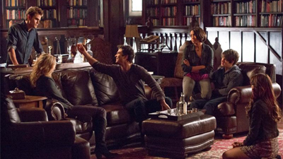 The Vampire Diaries - 500 Years of Solitude - Season 5 Episode 11