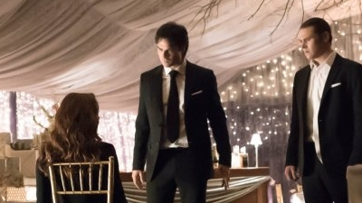 The Vampire Diaries - We're Planning a June Wedding | Season 8 - Episode 15