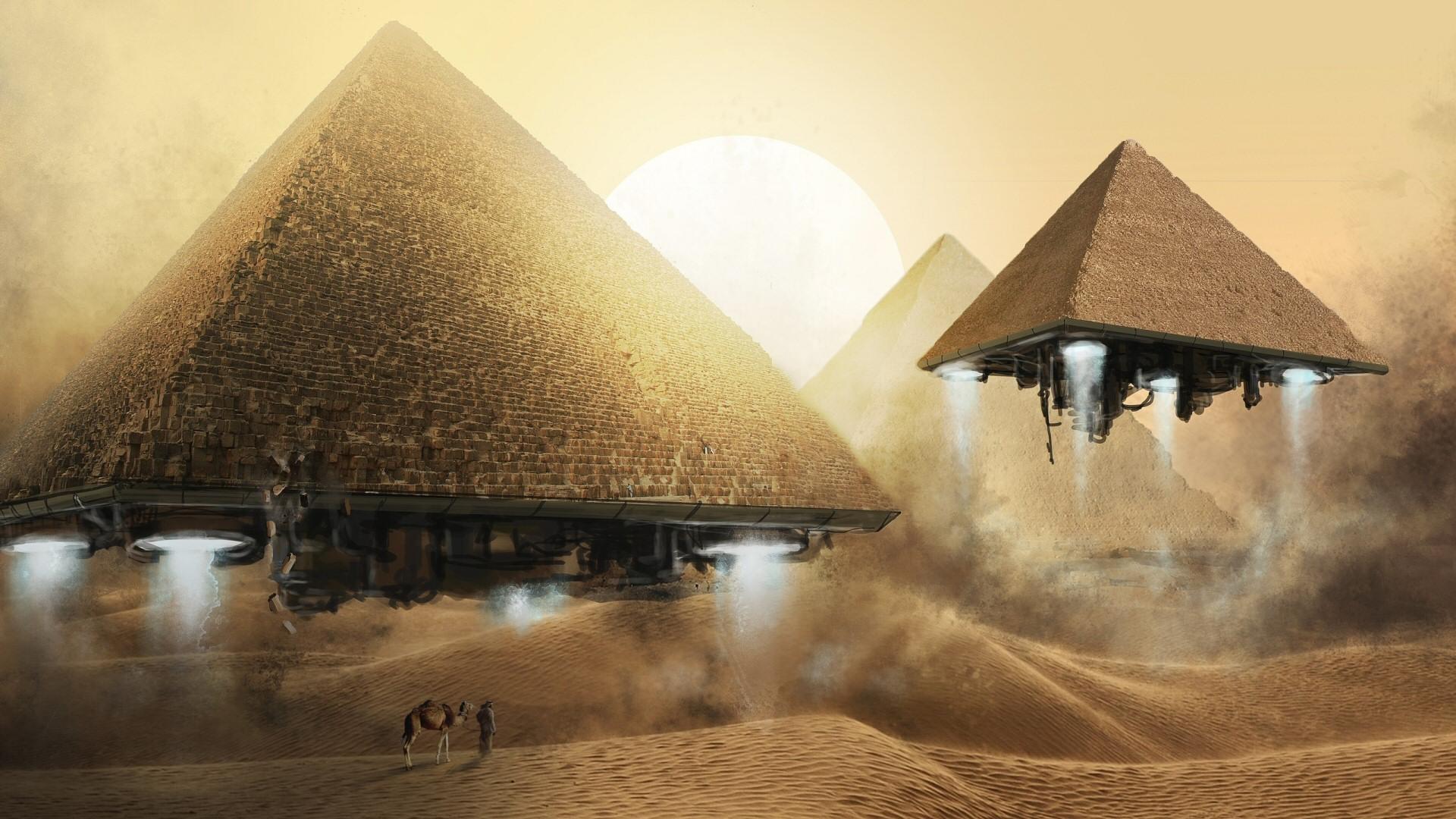 Earth Station Egypt