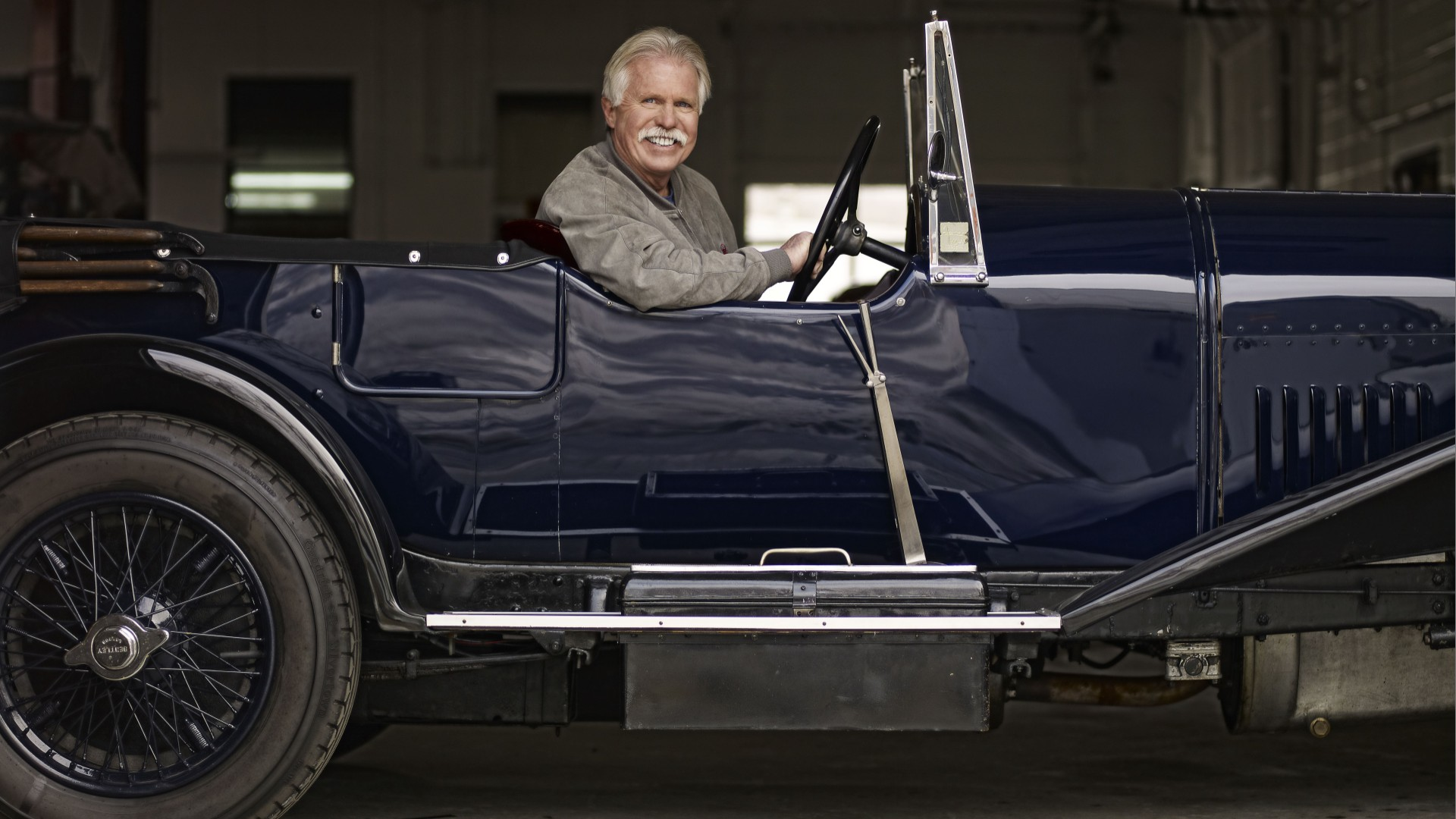 Chasing Classic Cars Cast Roger