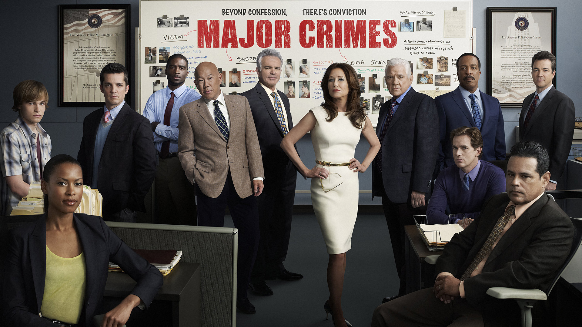 Major Crimes 5x21 Esp Disponible
