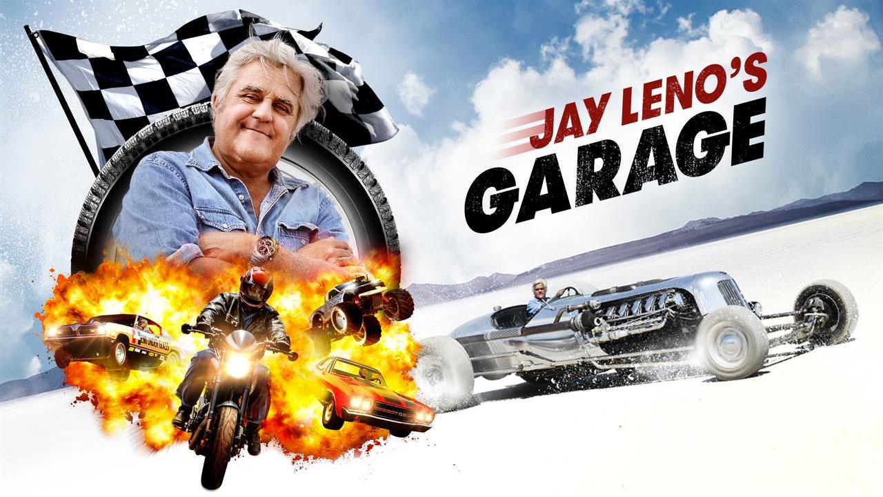 Jay Leno's Garage (2015) - Season 4 Episode 10 : Hard Work Pays Off