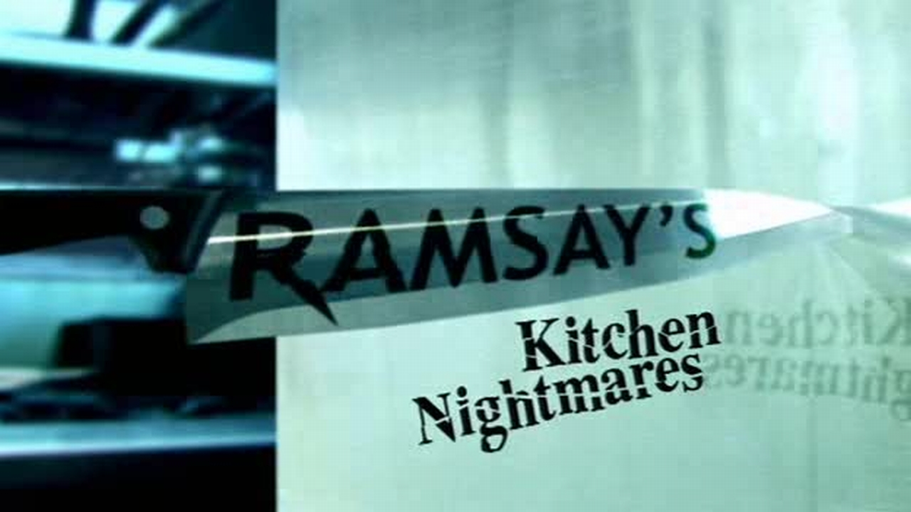 Ramseys Kitchen Nightmares Uk Version Less Dramatic