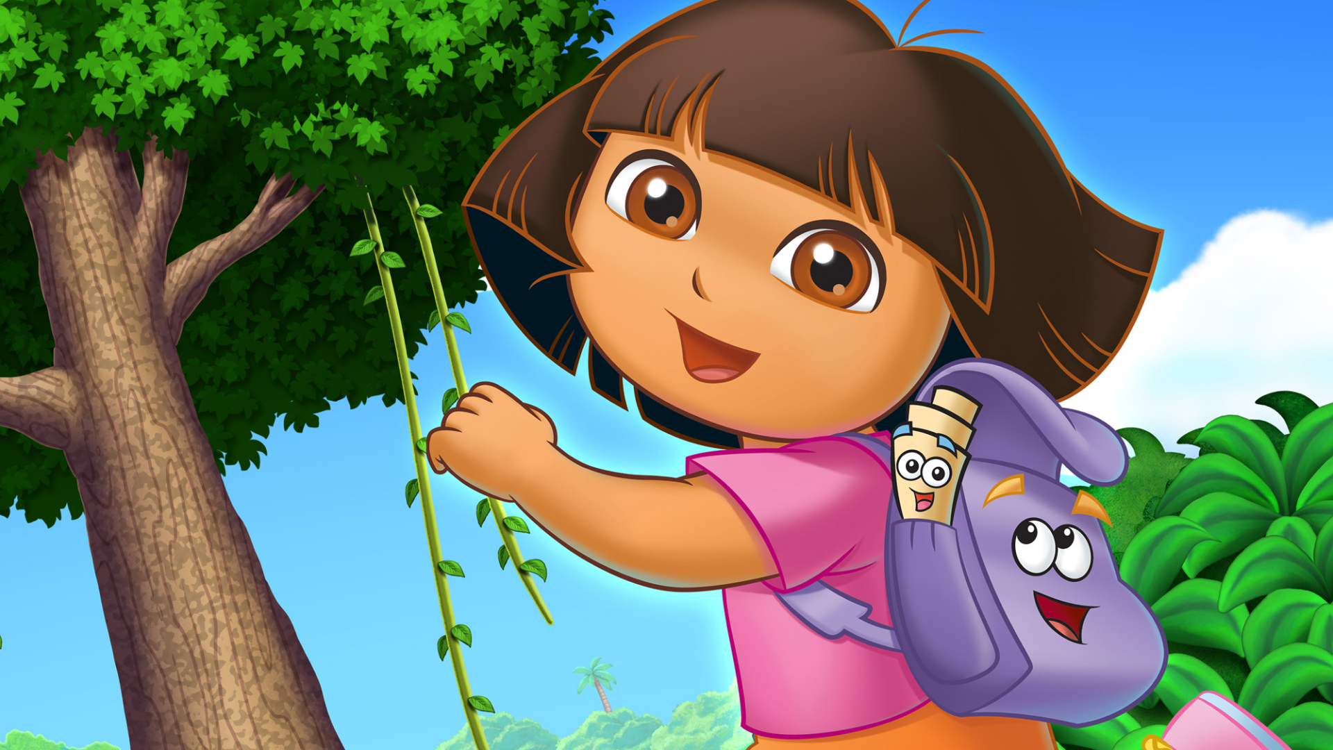 Dora's Fairy Godmother Rescue