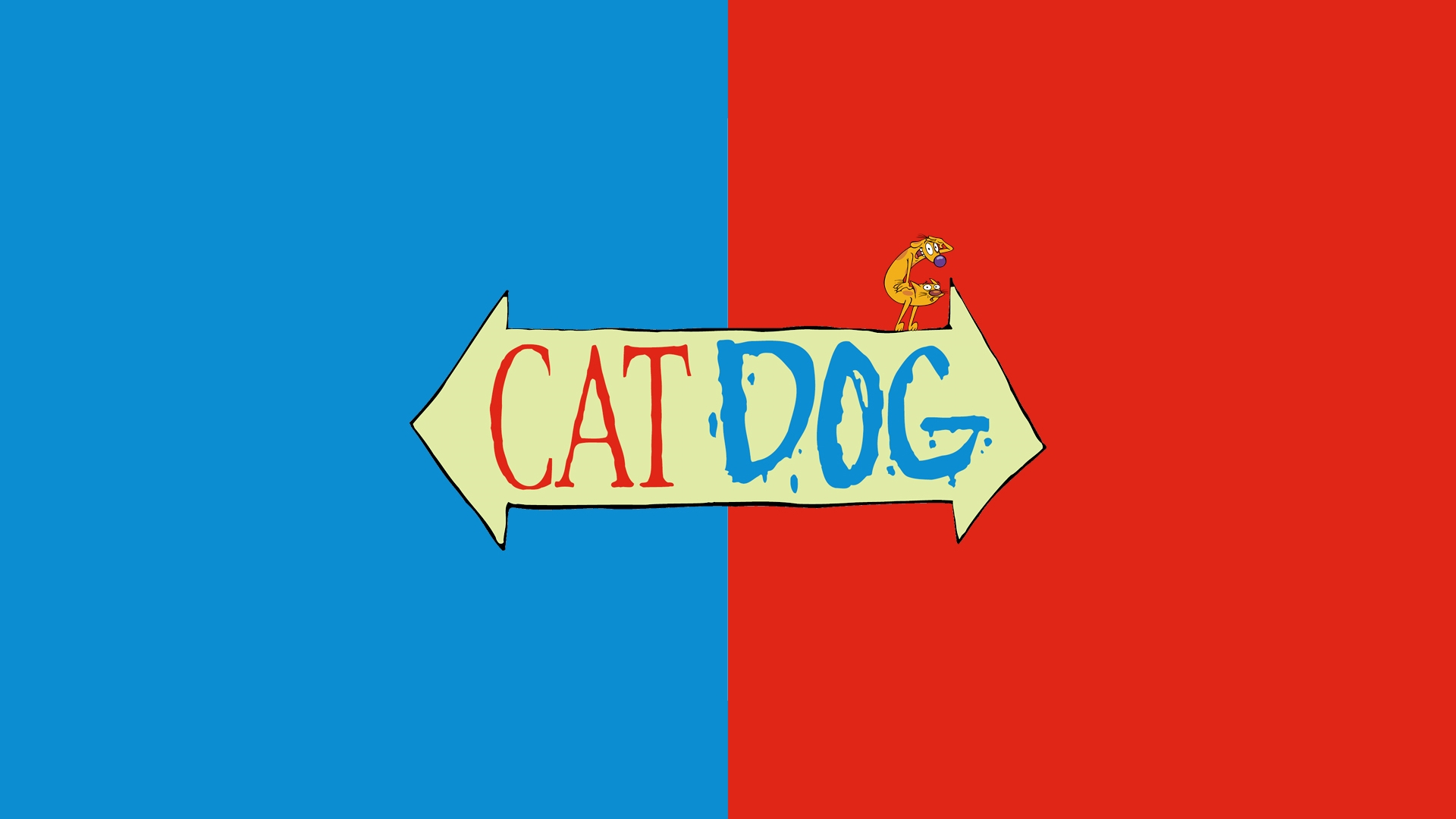 CatDog Doesn't Live Here Anymore
