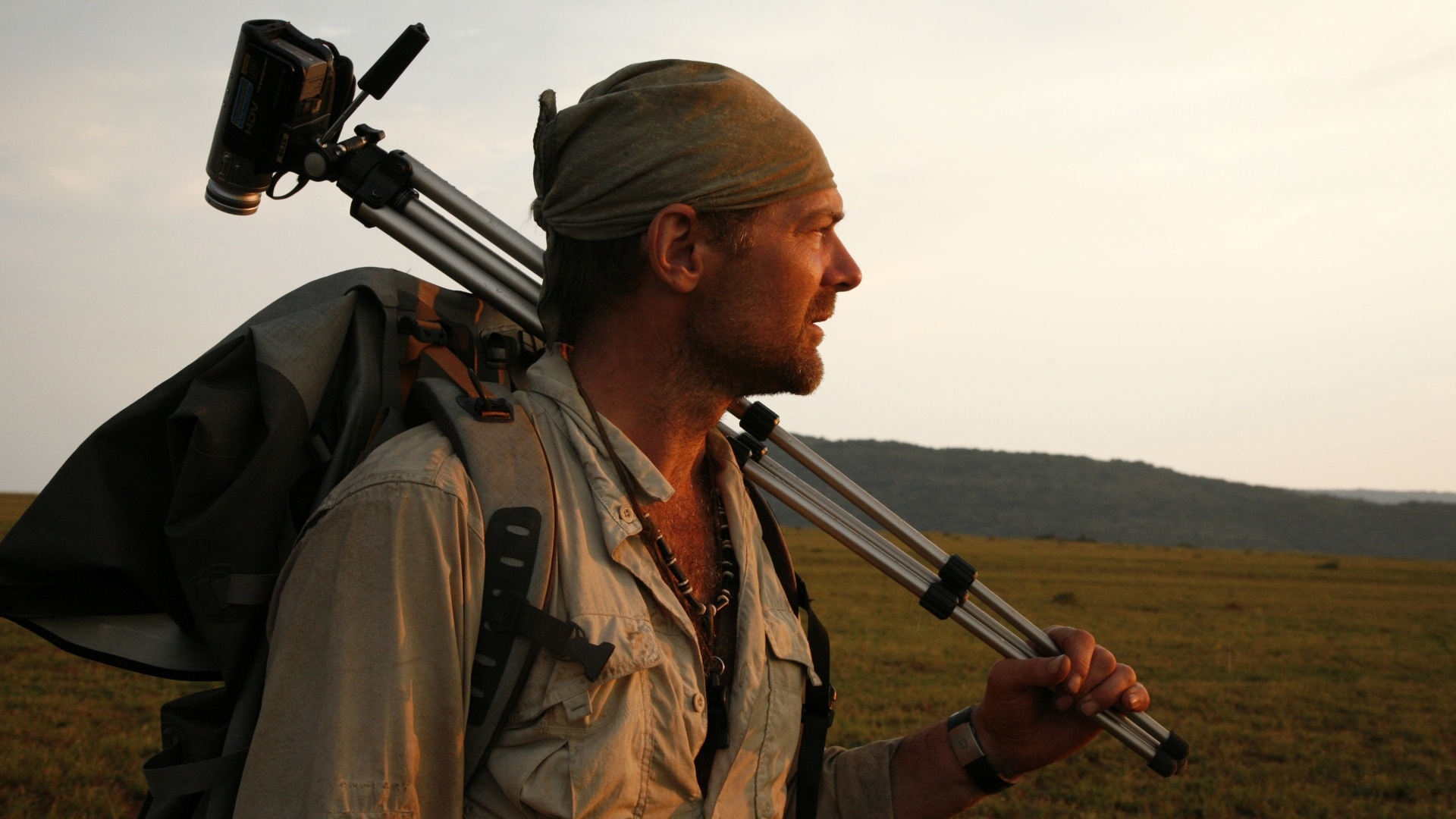 Survivorman and Son: Mongolia