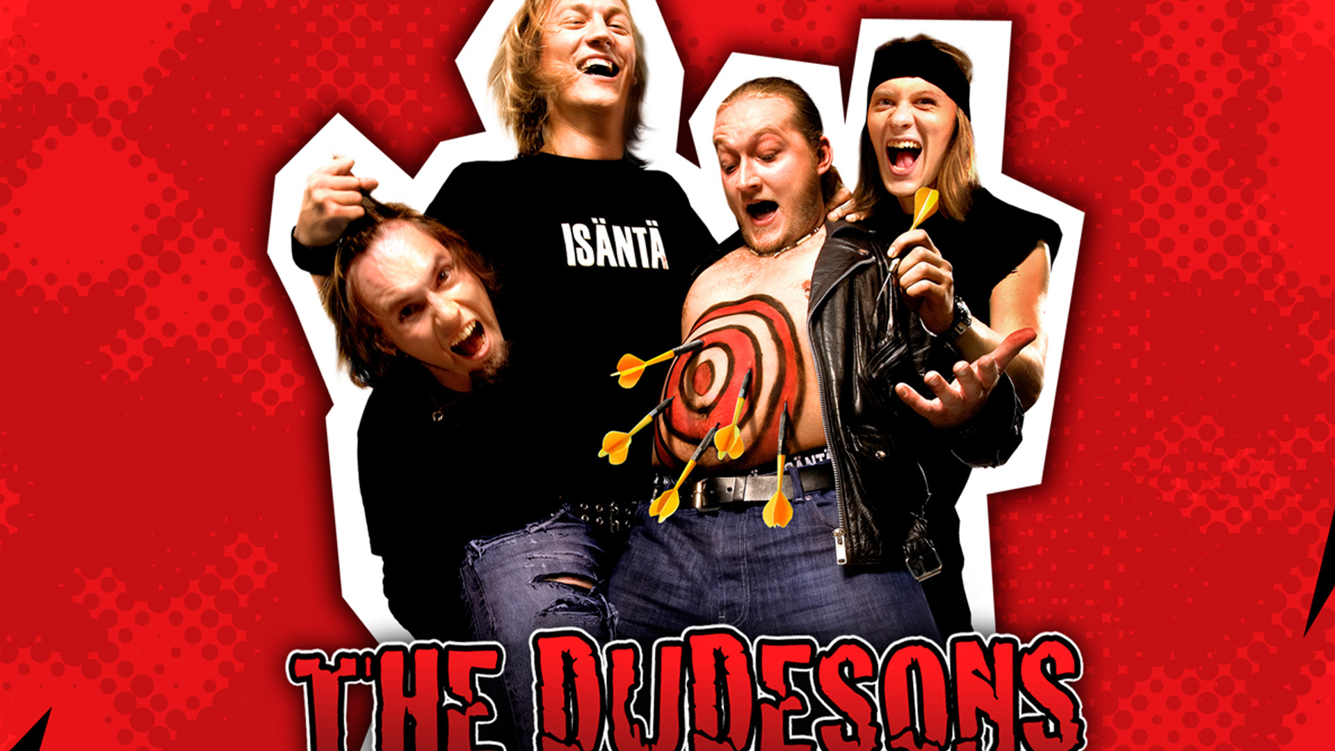 Dudesons in Africa