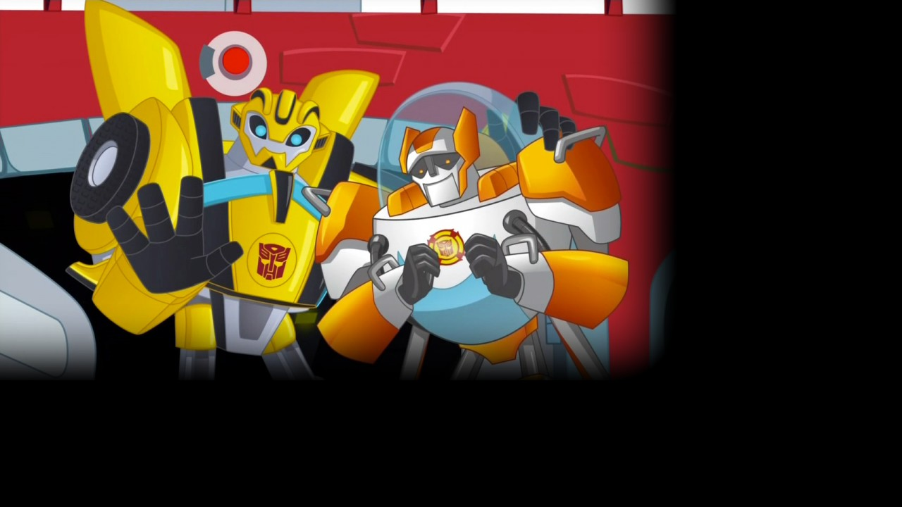 Full Rescue Bots Coloring Pages