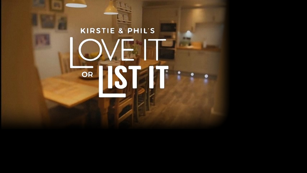 Kirstie And Phil 39 S Love It Or List It Series Info