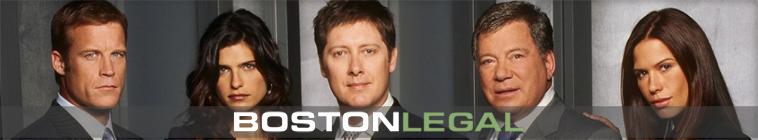 tv series actors plot season Boston+Legal