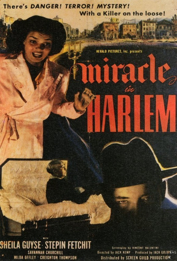 Miracle in Harlem on FREECABLE TV