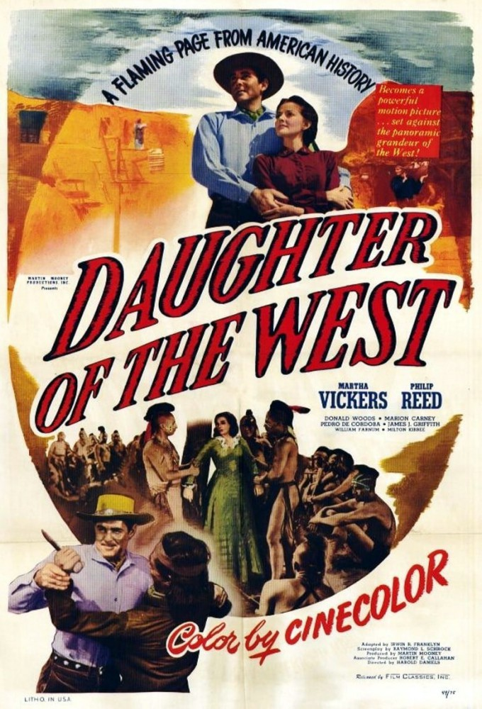 Daughter of the West on FREECABLE TV