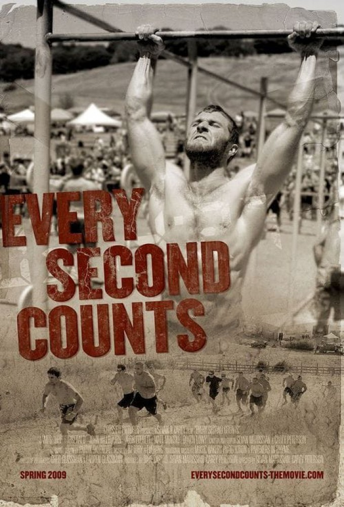 Every Second Counts: The Story of the 2008 CrossFit Games on FREECABLE TV