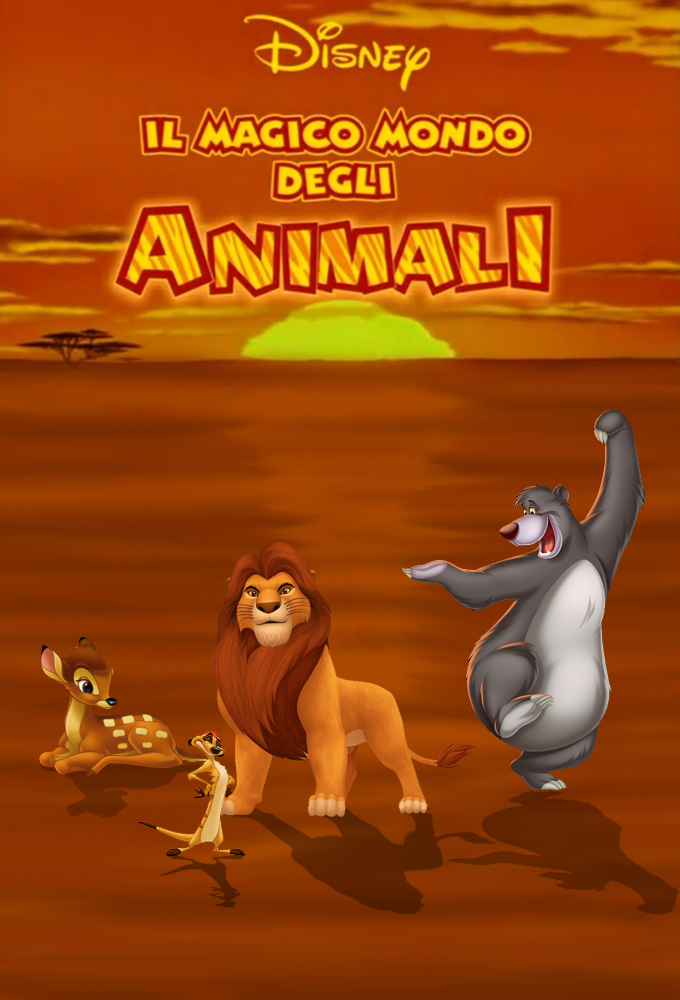 Disney's Magical World of Animals