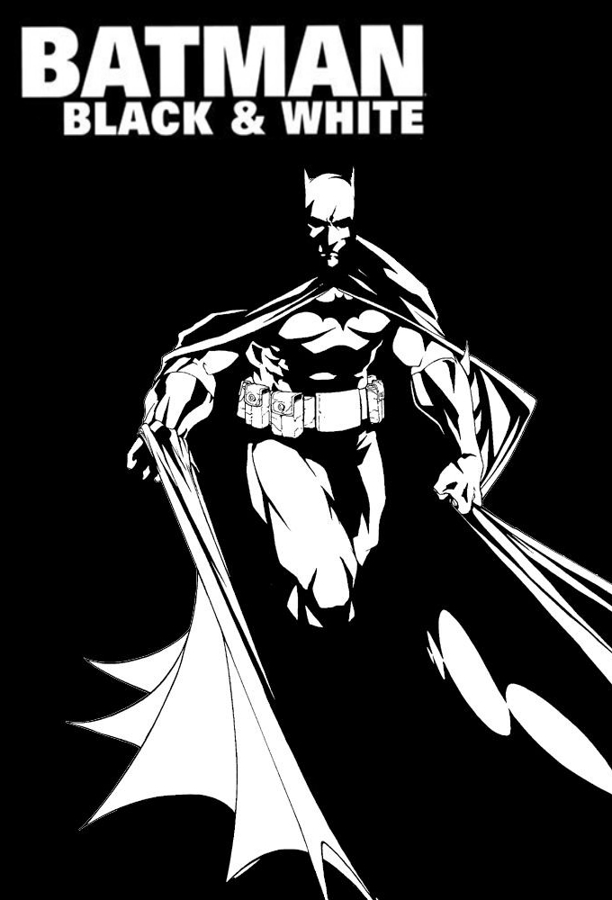 Batman - Black and White Motion Comics