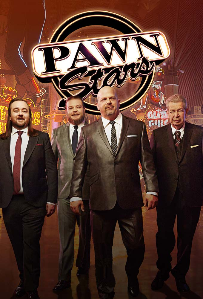 Watch Pawn Stars online