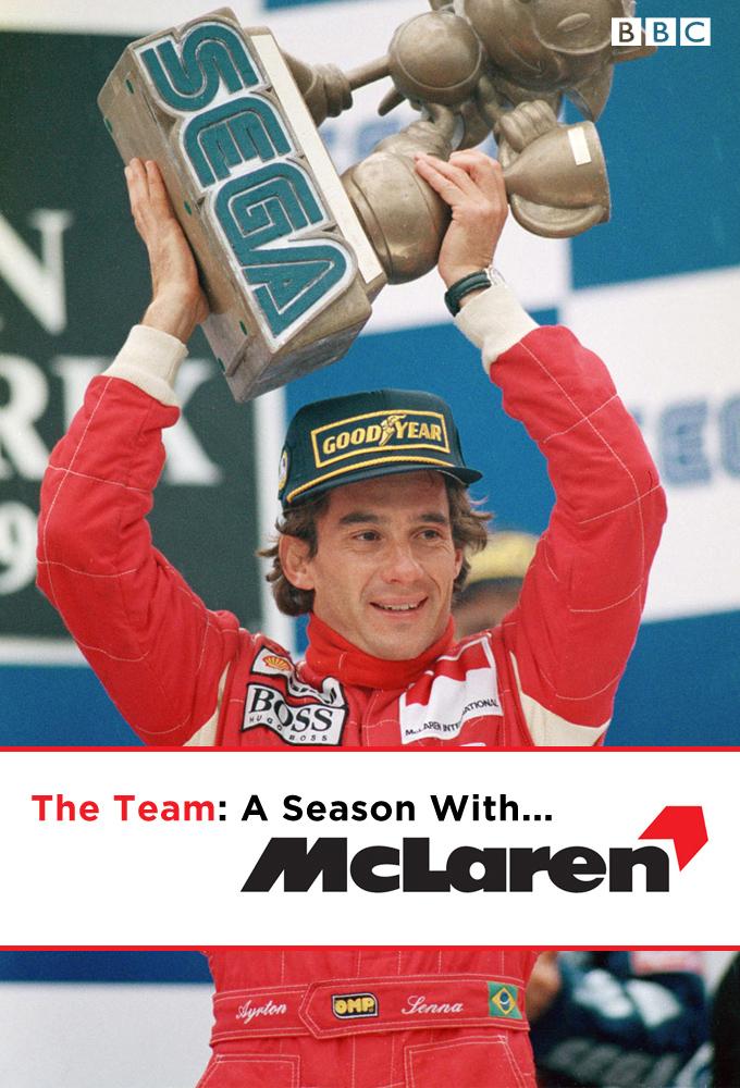 The Team - A Season With Mclaren
