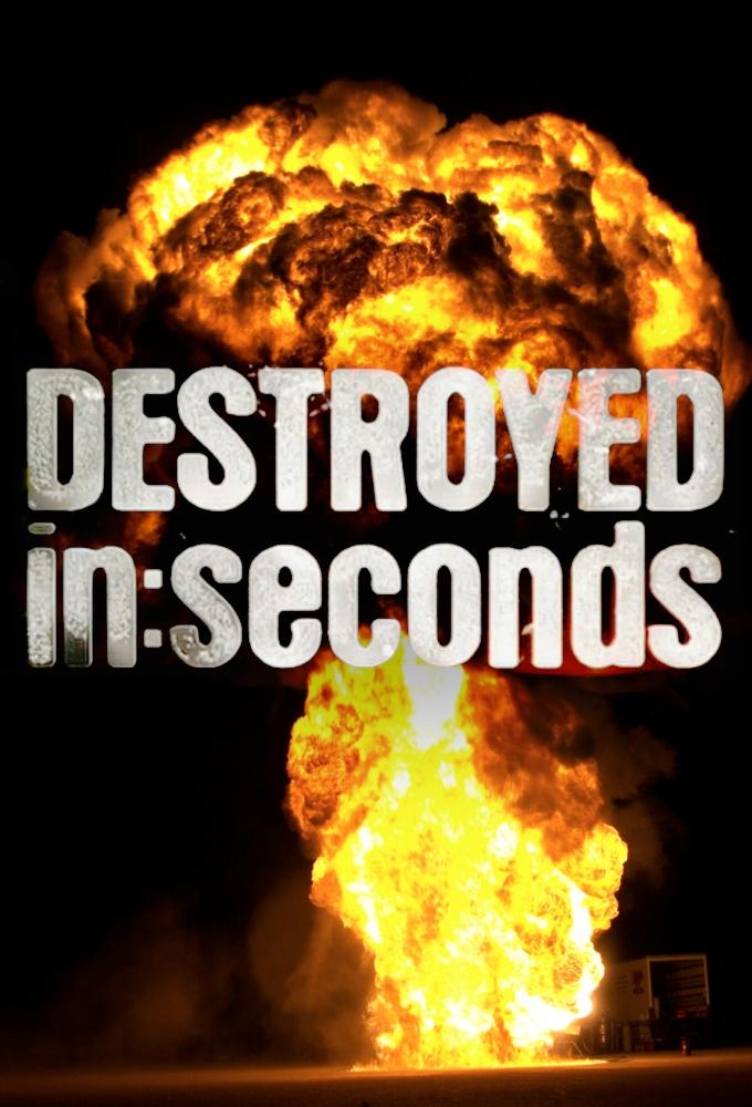 Destroyed in Seconds (Australia)