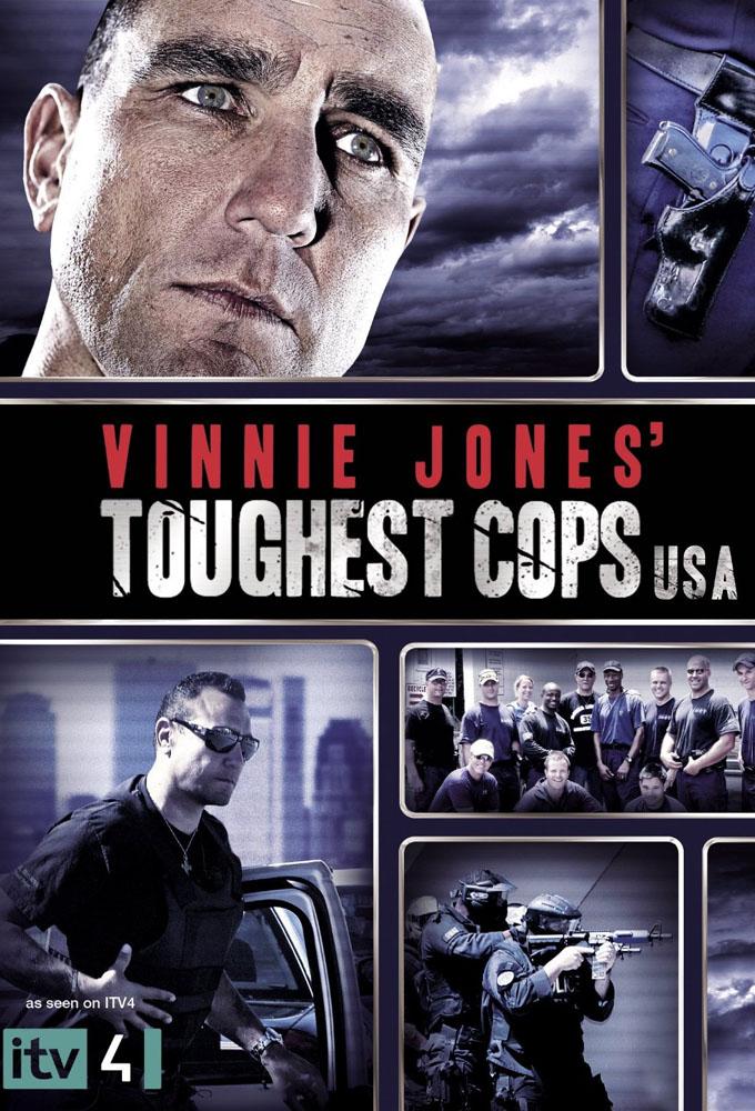 Watch Vinnie Jones' Toughest Cops (USA) online