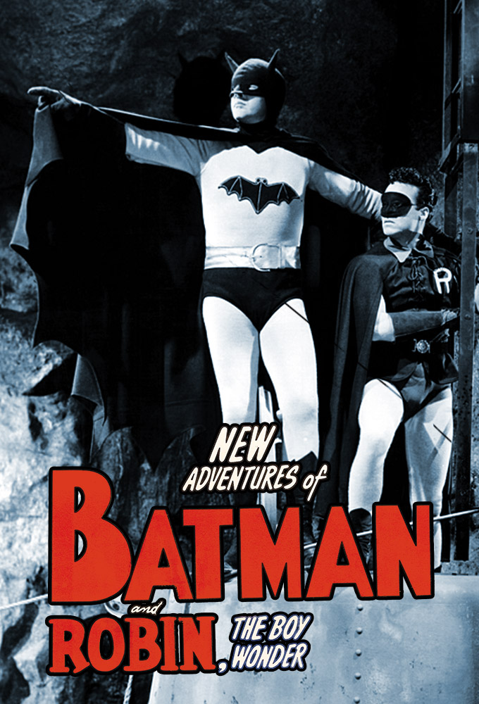 Batman and Robin - The 1949 Serial