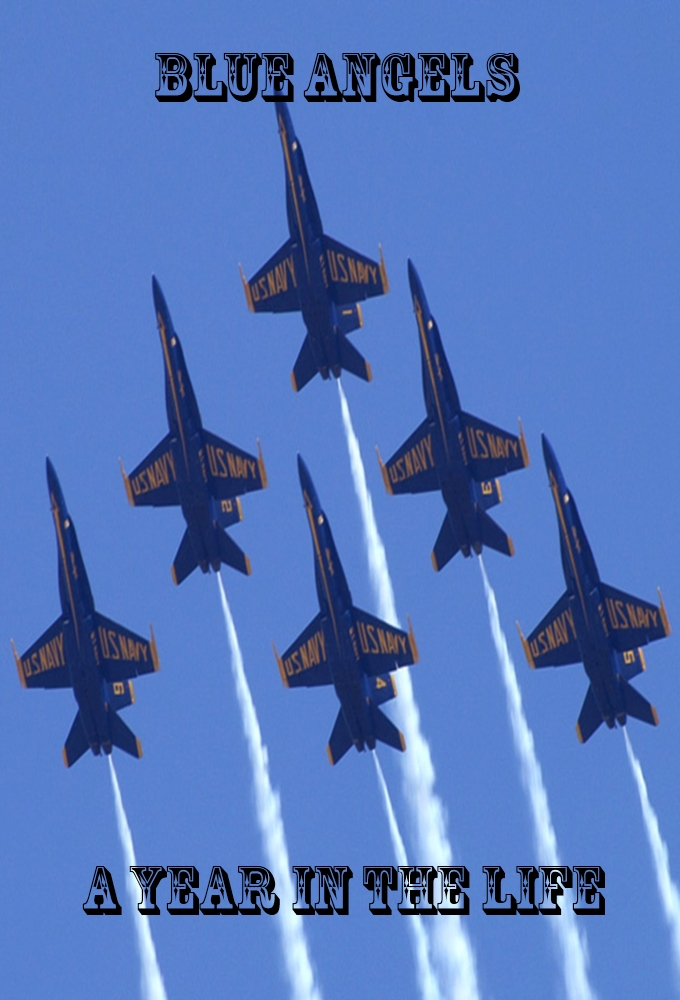 Blue Angels - A Year in the Life