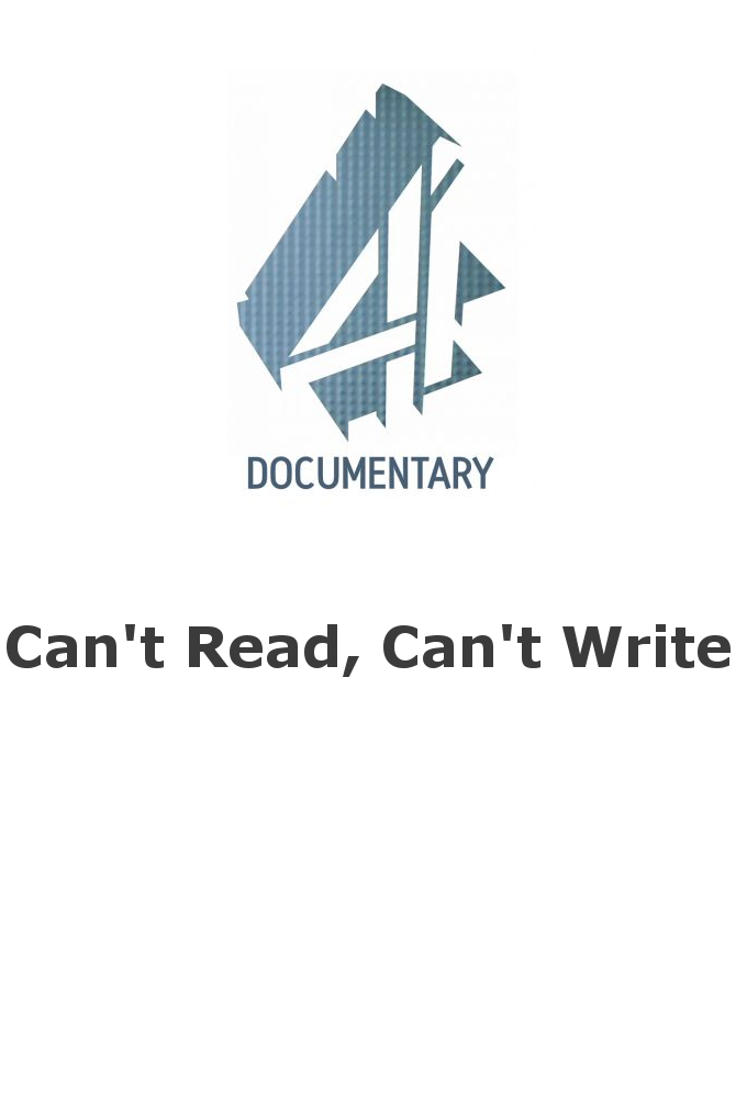 Can't Read Can't Write