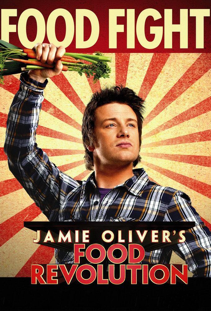 Watch Jamie Oliver's Food Revolution online