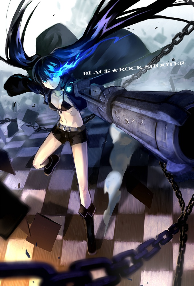 Capitulos de: Black Rock Shooter