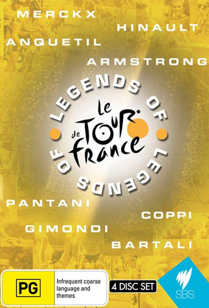 Legends Of The Tour de France