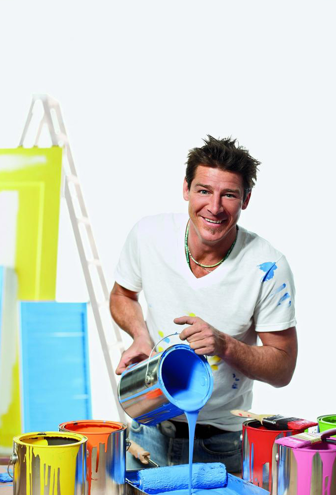 Ty Pennington's Great British Adventure