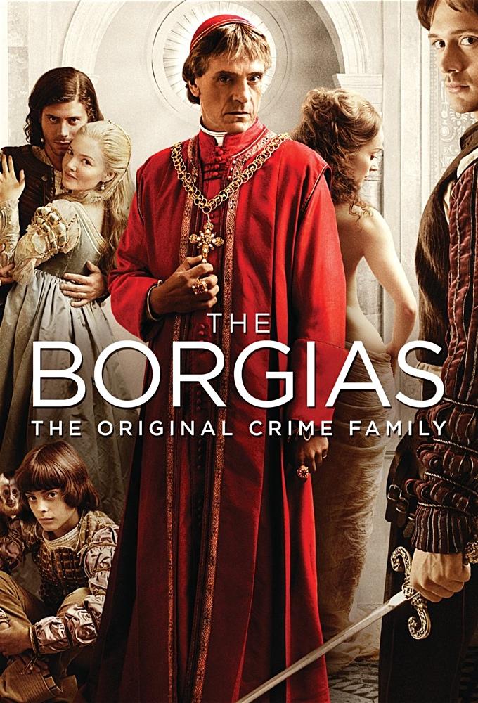 Watch The Borgias online