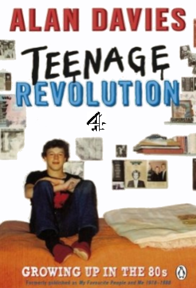 Alan Davies' Teenage Revolution