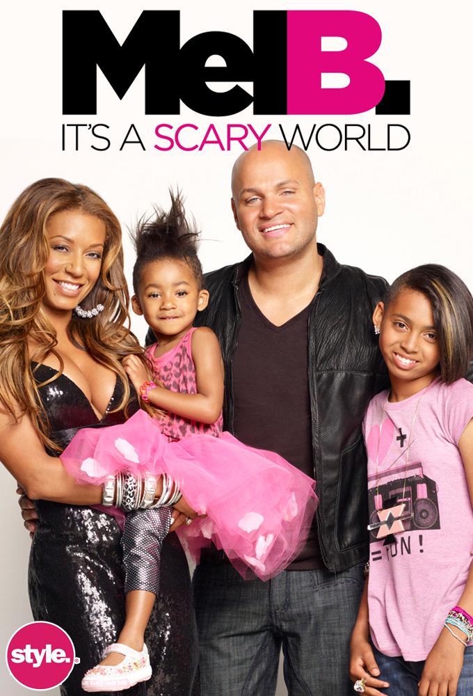 Mel B: It's A Scary World