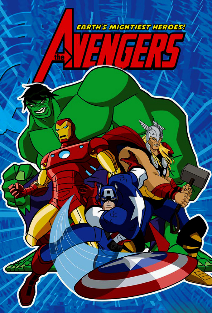 Watch The Avengers: Earth's Mightiest Heroes online