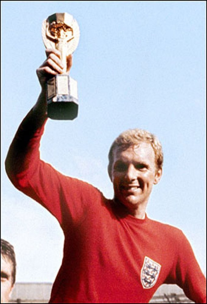 Bobby Moore - World Cup Hero