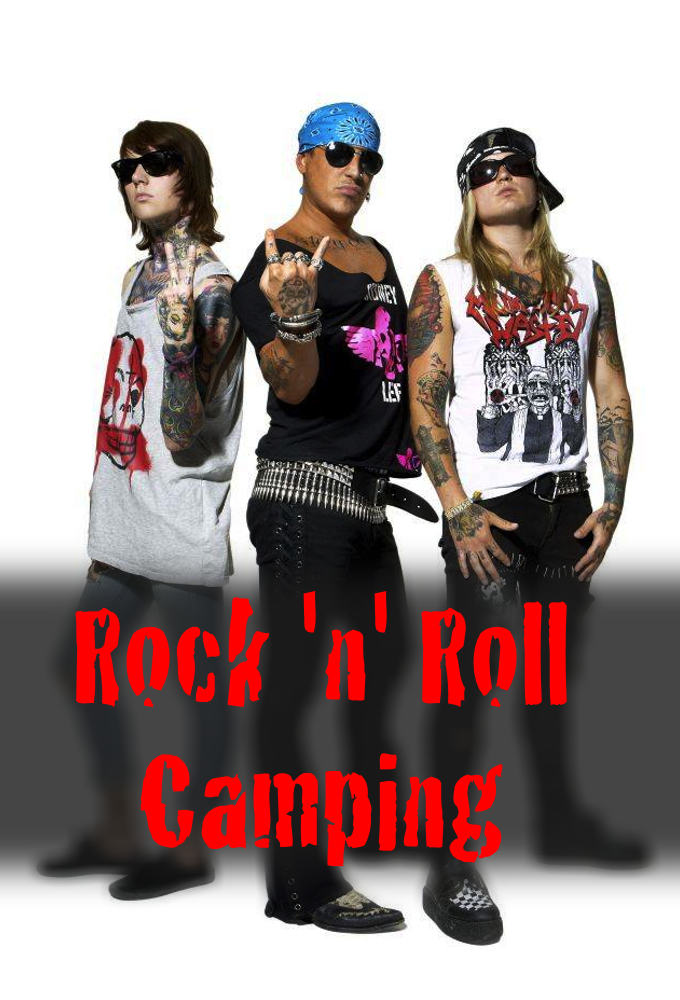 rock n roll camping