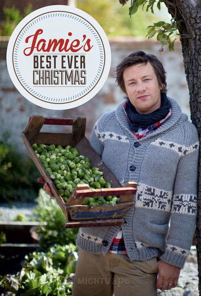 Jamie's Best Ever Christmas