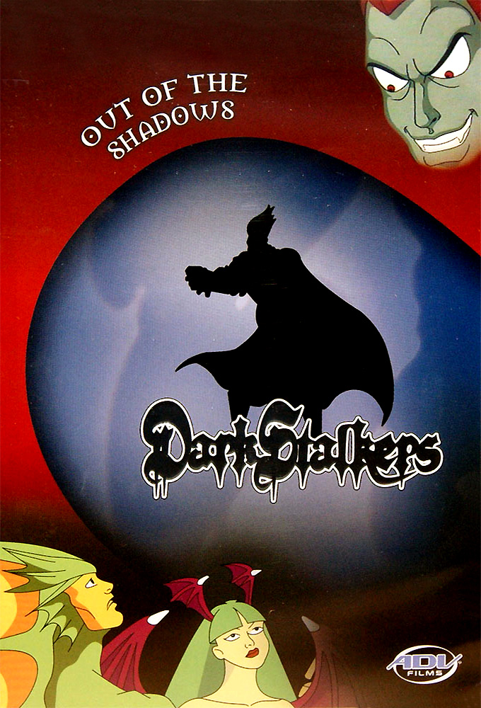 DarkStalkers: Out of the Shadows