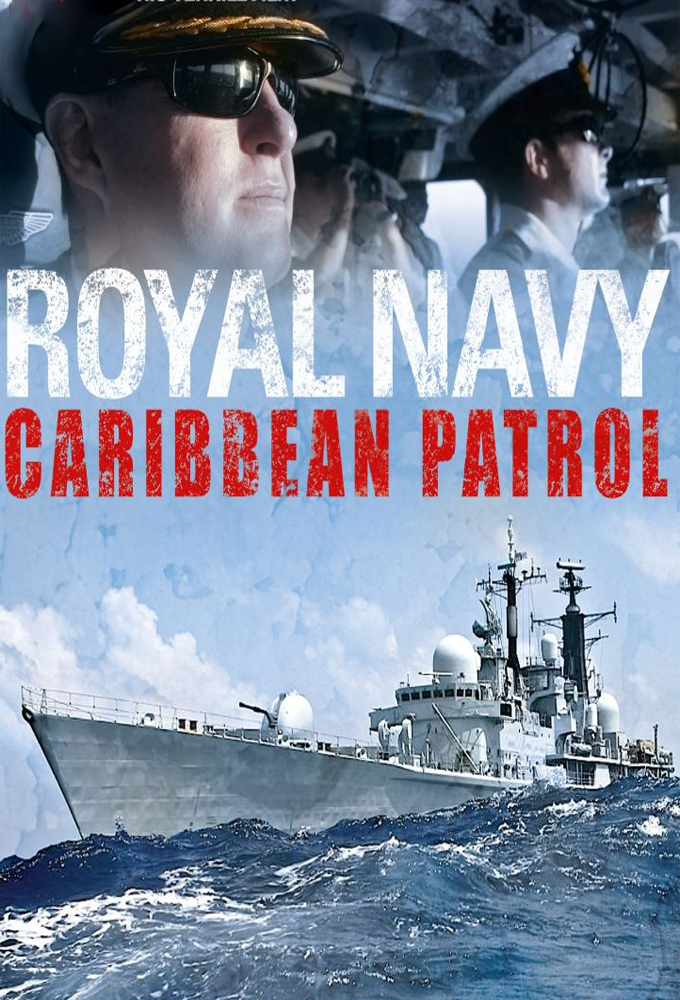 Royal Navy Caribbean Patrol