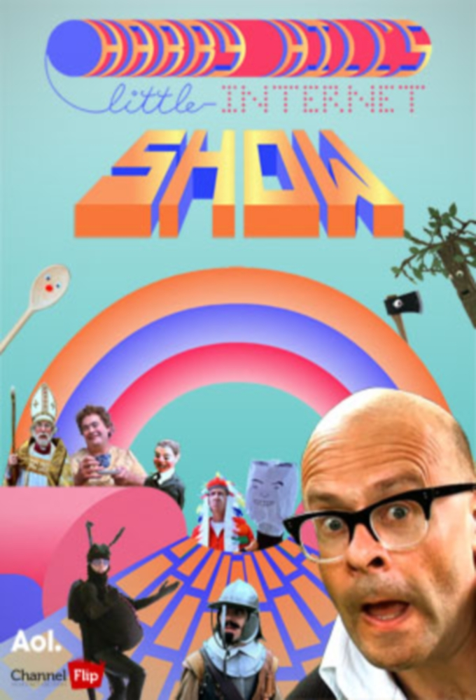 Harry Hill's Little Internet Show
