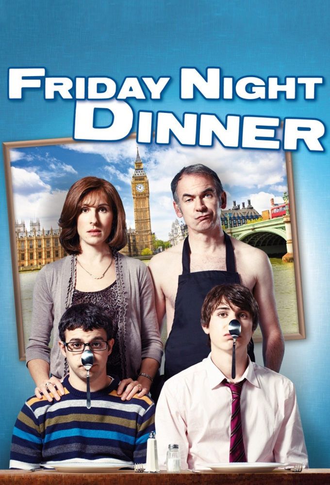 Friday Night Dinner poster