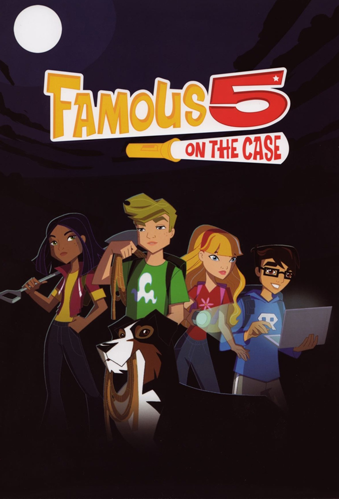 Famous 5: On the Case