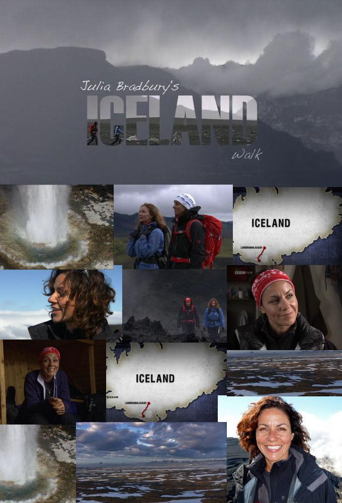 Julia Bradbury's Icelandic Walk